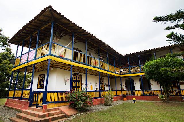 Sercotel Hacienda Combia