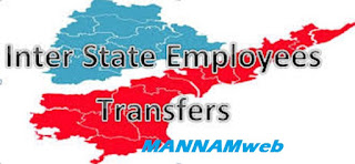 Interstate Transfer of Govt.Employees between the state of Andhra Pradesh and the State of Telangana –Guidelines-memo.9940