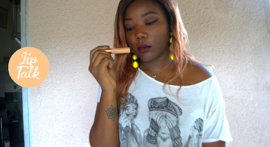 Dee-Vine Anonyme : Lip Talk | Dose of Colors DesixKaty Savage