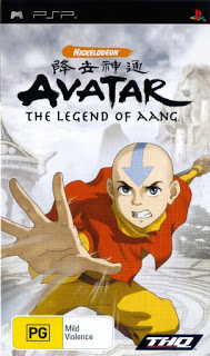 Avatar The Legend of Aang ISO PPSSPP Highly Compressed