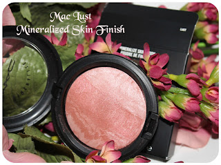 Mac Lust Mineralized Skin Finish