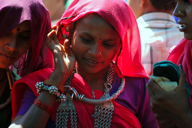 bhil tribal women