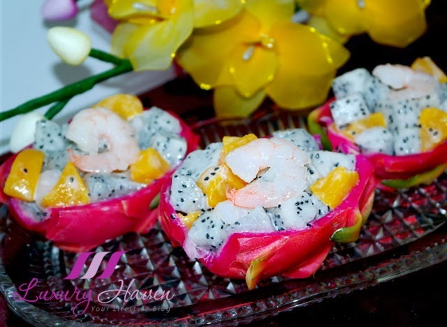 eat healthy with dragon fruits