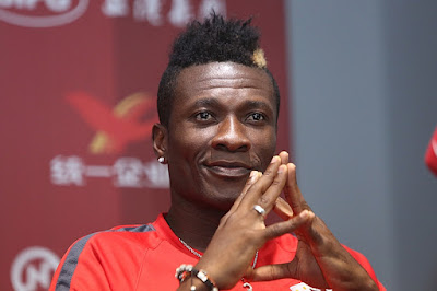 Asamoah Gyan's name pops up in Anas exposé