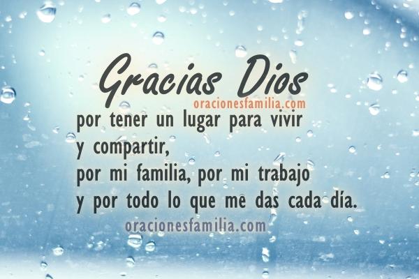 Oración corta para este buen día, le pido a Dios que bendiga mi día, oración cristiana para iniciar la mañana, imágenes con plegarias bonitas por Mery Bracho