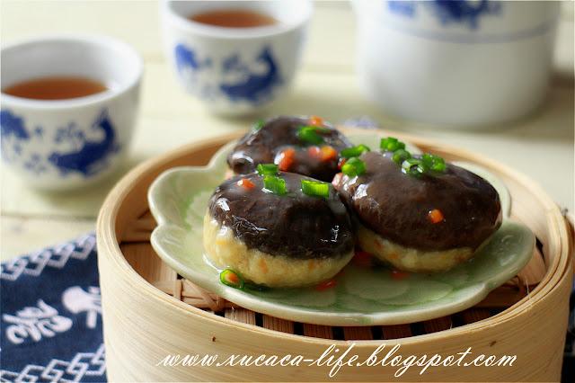 Image result for 香菇酿烧卖