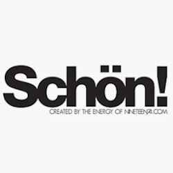 Featured by Schön! Magazine UK