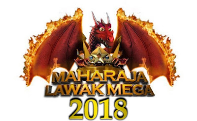 Senarai Peserta Maharaja Lawak Mega 2018 MLM