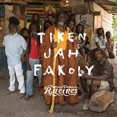 TIKEN JAH FAKOLY - Racines (2015)