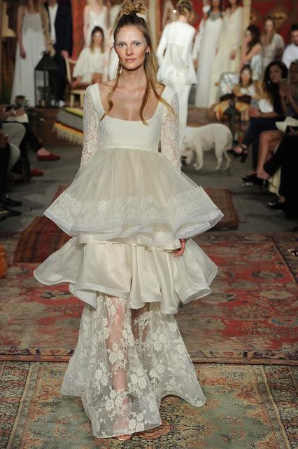 Vestido de novia de Houghton