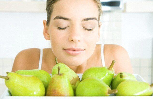 فائدة فوائد الكمثري للبشرة والشعر Benefits-pears-skin.