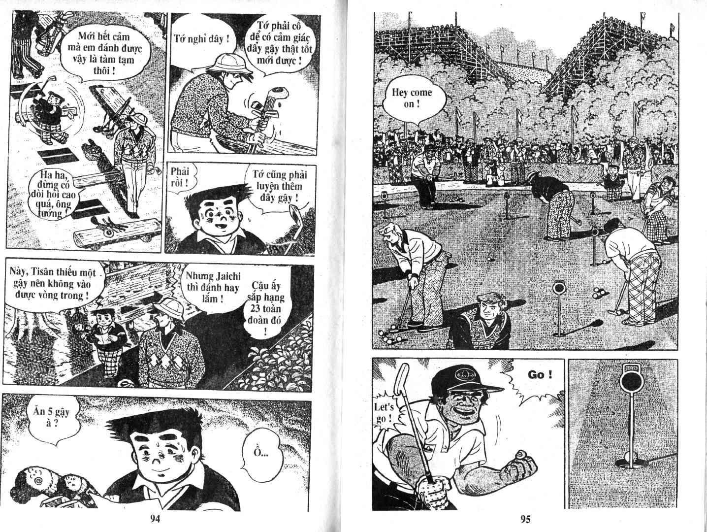 Ashita Tenki ni Naare chapter 41 trang 46