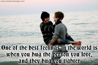 Lovely words for girlfriend