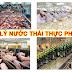 Dịch vụ xử lý nước thải công nghiệp thực phẩm Thái An