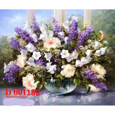 Tranh son dau so hoa D00180