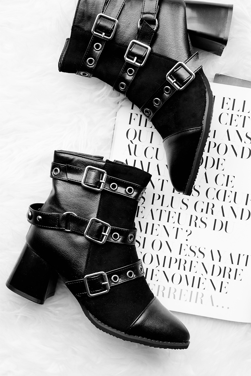 New In | Black Boots Are Never Too Much