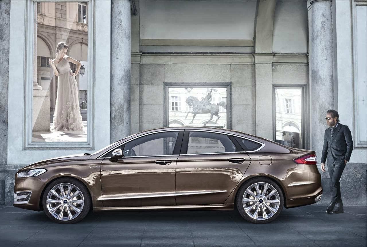 new ford mondeo vignale luxury. Black Bedroom Furniture Sets. Home Design Ideas