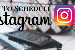 How to Schedule Instagram Posts