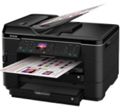 Epson WorkForce WF-7520 Driver Free Download