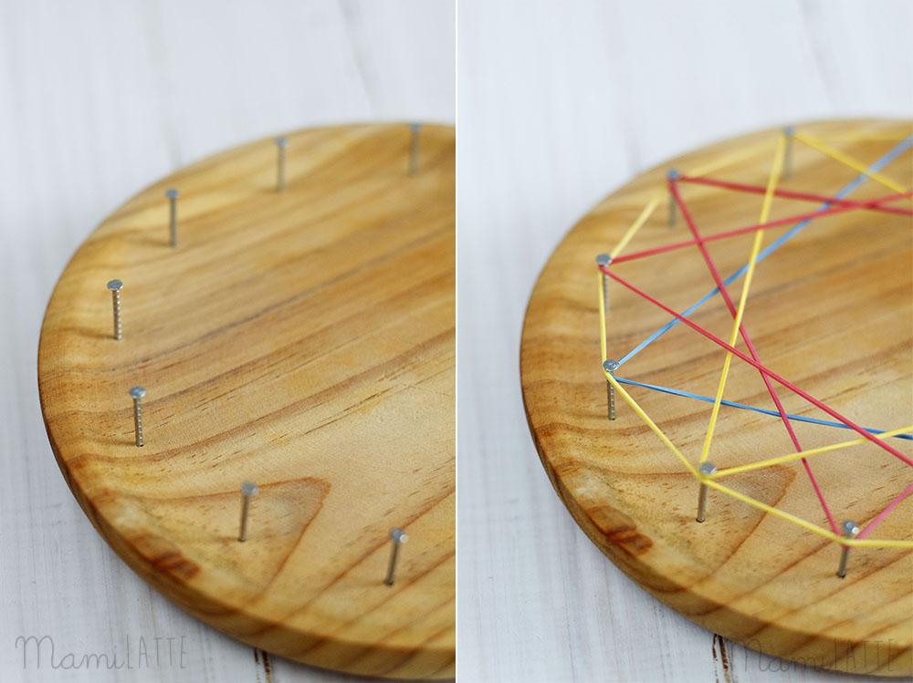 Geoplano. Material de inspiración Montessori (Uso en infantil y ...