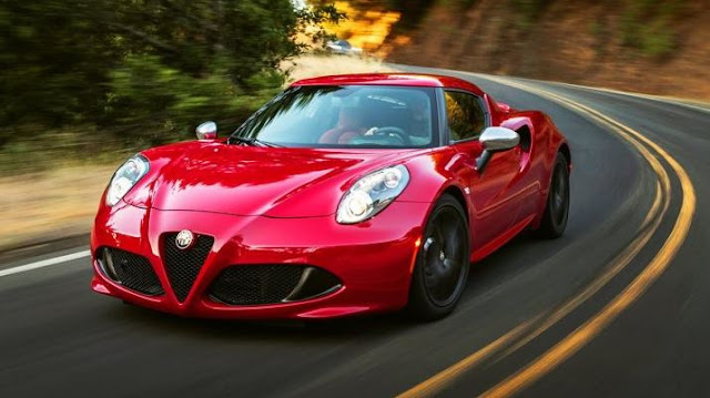 Alfa Romeo 4C Will be Discontinued by 2020