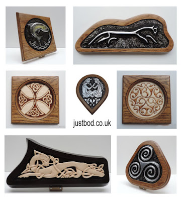 Justbod ~ inspired by a love of history and nature