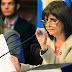 Bullrich en el Senado: rechazó las críticas al Gobierno y dijo que Alicia Kirchner fue funcionaria de la dictadura