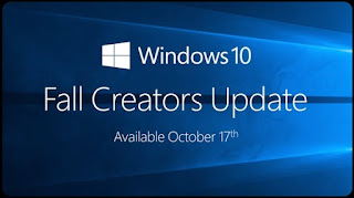 Fitur Windows 10 Fall Creators Update