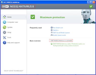 The Quantummedianw Nod Eset Antivirus 9 License Key