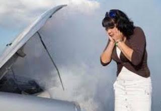 ارتفاع درجات الحرارة المحرك