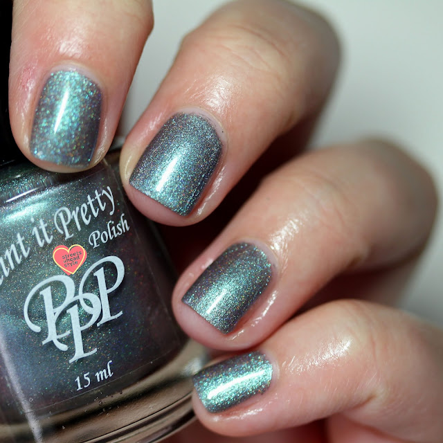 Paint It Pretty Opposites Attract swatches by Streets Ahead Style