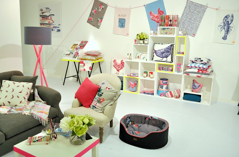 Joules homeware collection
