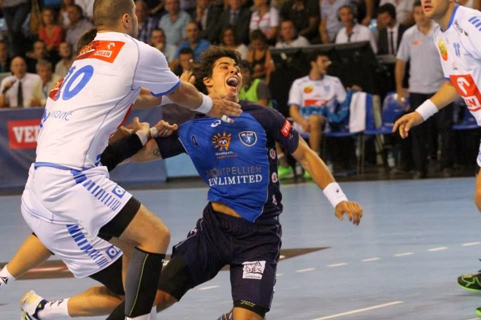 Diego Simonet: Otra vez 10 goles | mundo handball