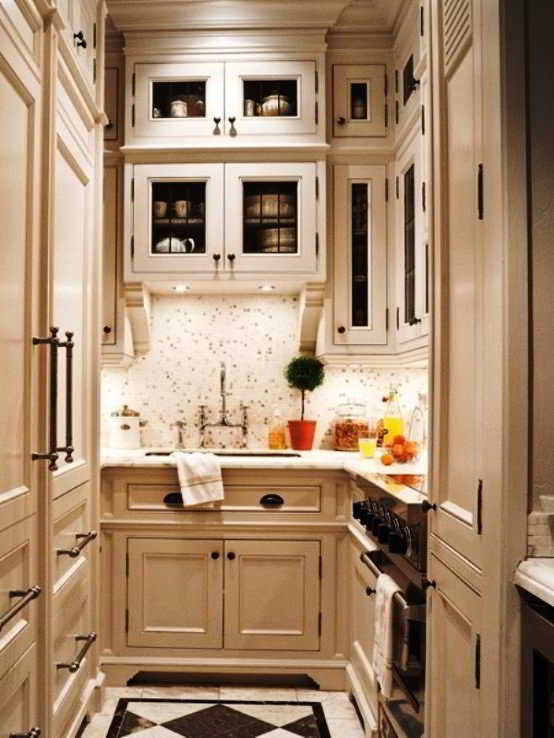 Contoh Dapur Minimalis Ukuran Kecil