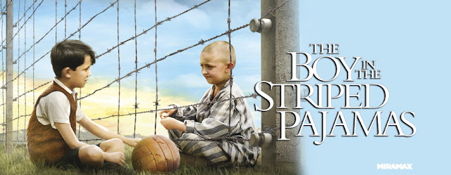 The boy in the striped pajamas 2008 movie poster