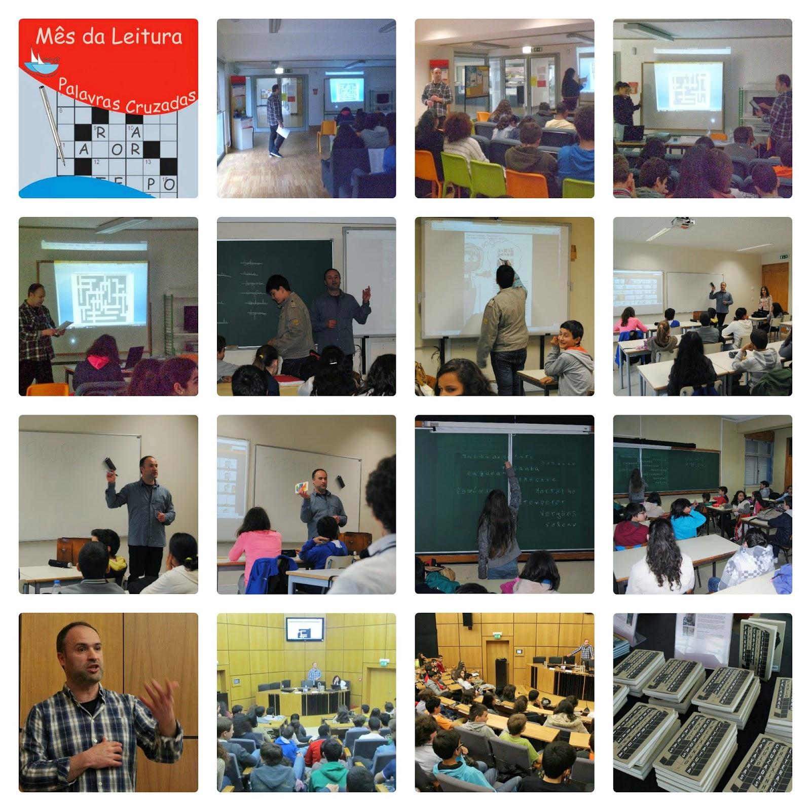 As escolas com aulas de Português diferentes, inusitadas.