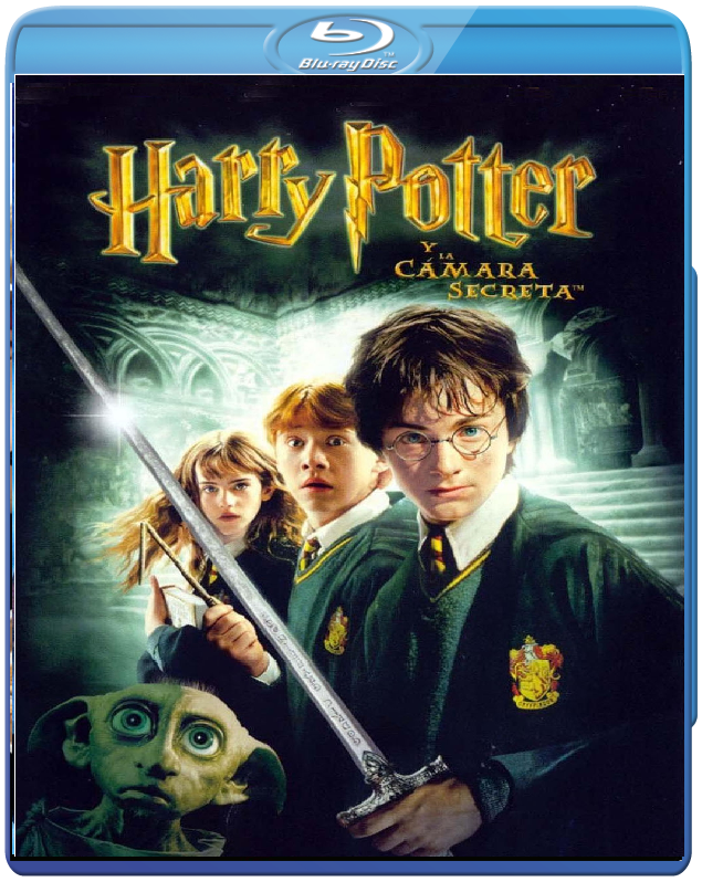 HARRY POTTER E A CAMARA SECRETA (720p)
