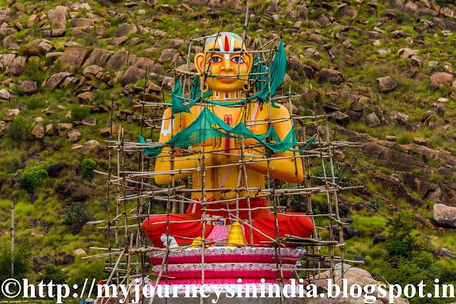 Sri Ramanujacharya Statue Thondanur