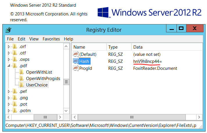 Remove file association with an unwanted program  Windows