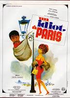 affiche du film UN IDIOT A PARIS