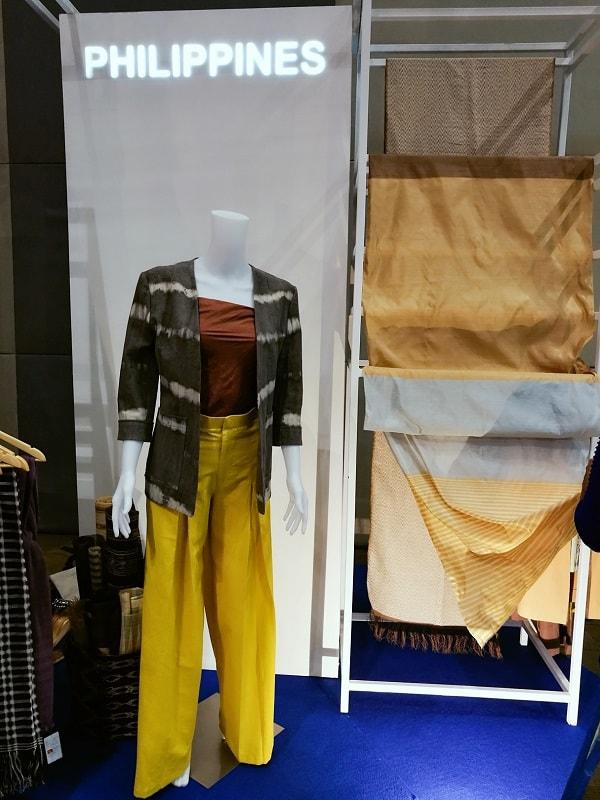 Oriental Textiles and Fashion Show at TELA ASEAN