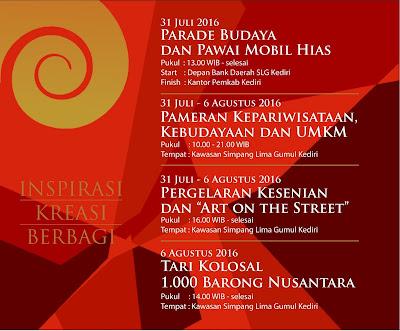 Jadwal-event-pekan-budaya-kabupaten-kediri-2016