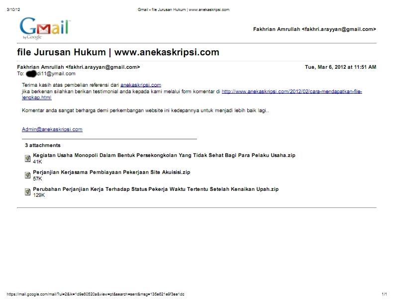 Contoh Abstrak Skripsi Jurusan Teknik Informatika - Loker Spot