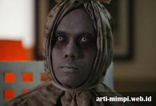 Arti Mimpi Dikejar Hantu Pocong