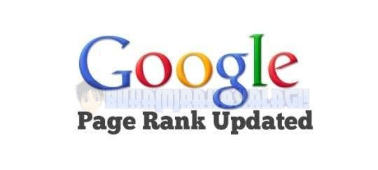 pagerank update may 2012