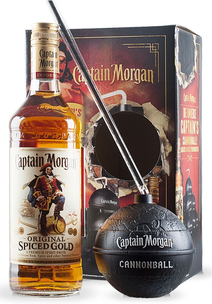 Images for captain morgan cannonball - captain morgan cannonball