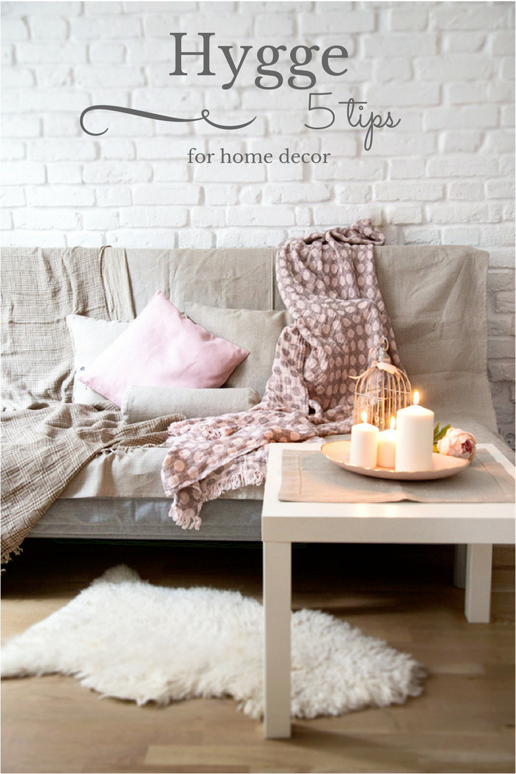 5 tips for hygge home decor woolenclogs for Home decor advice