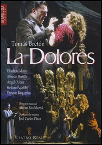 Resultado de imagen para Fotos de la la ópera La Dolores