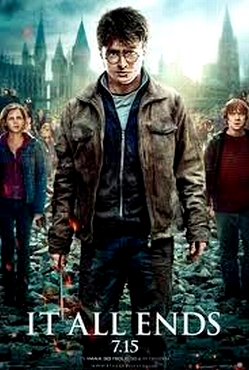 """The Voice Of Silence: Review of film """"HARRY POTTER [ = # 7 ] AND THE"""