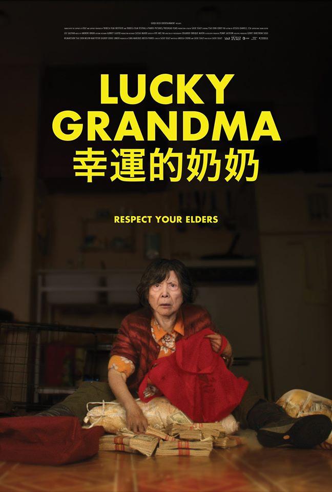 """Pennsylvasia Lucky Grandma Ź¸é‹çš""""奶奶 Available Online Via Parkway Theater"""